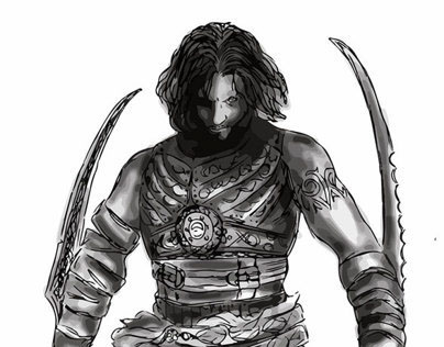 Prince of Persia, Sketch