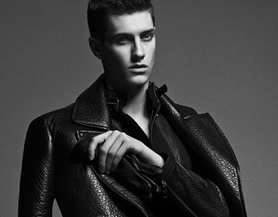 JEAN BAPTISTE MAUNIER in AUGUST MAN MAGAZINE March 2014