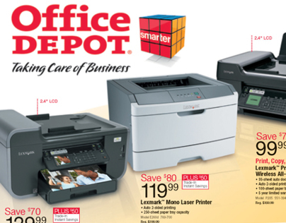 Office Depot Insert