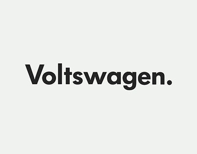 Volkswagen goes electric