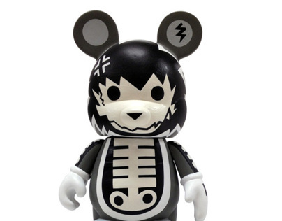 Spooki Vinylmation custom