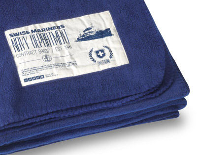 Swiss mariners blanket