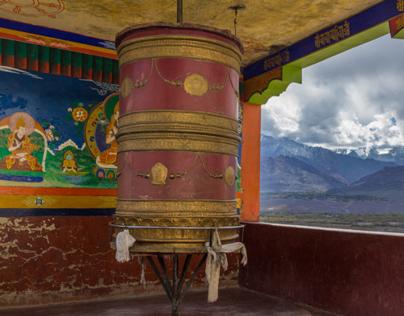 Ladakh - A visual meditation