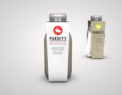 Purdey's Packaging