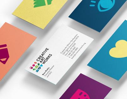 Creative Art Works rebrand