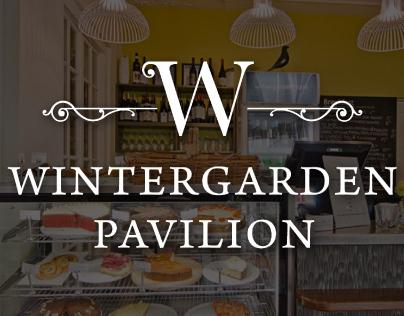 Wintergarden Pavilion - Graphic Design