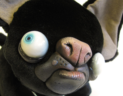 Pierre- Plush Art toy