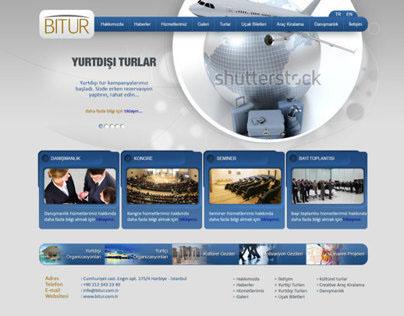 Bitur Web Interface
