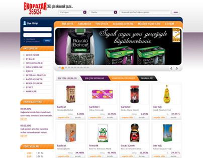 Ekopazar E-Commerce WIF