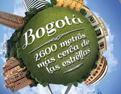 GRAPHIC DESIGN. Bogotá Publicar