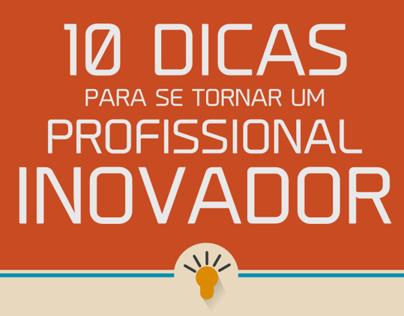 10 Dicas para se Tornar um Profissional Inovador