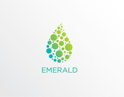 Emerald Water Logo & Visual Identity