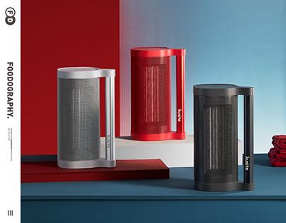 kusite取暖器heater ✖ foodography