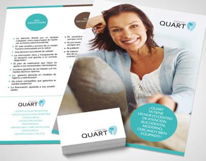 Branding Clínica Dental Quart