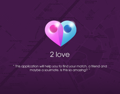 App 2love Dating on iOS