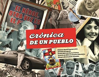 Diario Crónica - Institucional /Crónica Newspaper