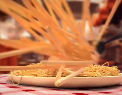 DStv Design Indaba Spaghetti