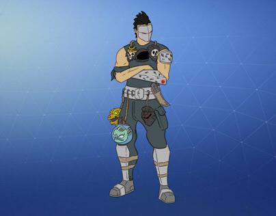 Fortnite Concept: Head Hunter