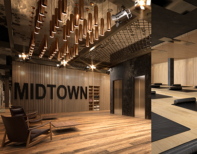 Midtown Athletic Club Topping Out Party