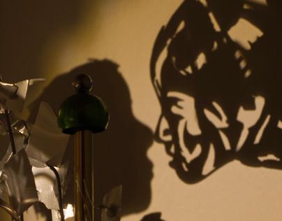 Ηouse of shadow-Exhibition / Το σπίτι της σκιάς-Έκθεση