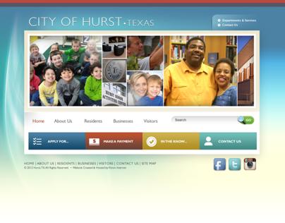 City of Hurst, Texas