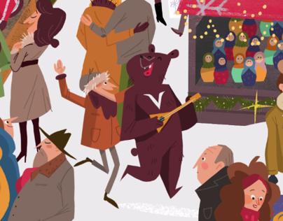 Moscow Winter Fair