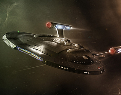 Enterprise NX-01 Wallpaper