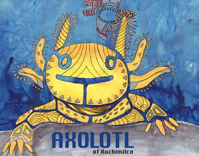 Axolotl of Xochimilco