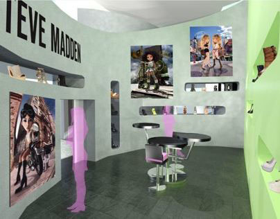 Steve Madden Showroom
