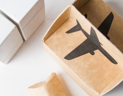 Asleep Travelpack – Strapack winner 2013