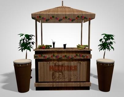 Bar Tropical Cocktails