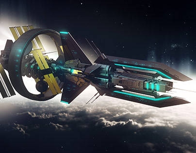 Space station concept