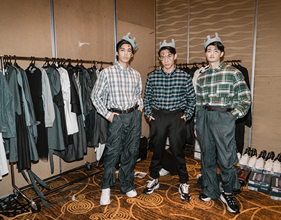 Philippine Fashion Week Holiday 2019 BTS for Skechers