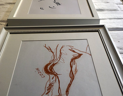 Sketches of Nude