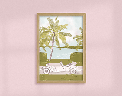 Palm Beach Paintings