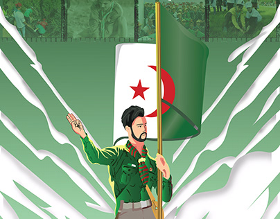 Affich scouts d'algeria