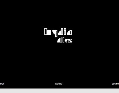 Lydia Alex Portfolio Webpage