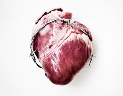 INRI & Sacred Heart