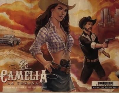 Camelia la Texana (Opening credits)