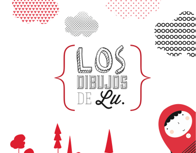 Los dibujos de Lu// Lu's drawings