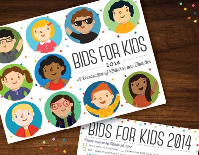 Webster Child Care Center: Bids for Kids 2014