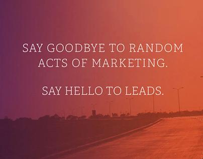 HELLO Marketing website