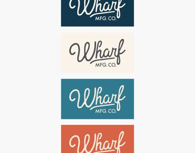 Wharf Mfg. Co. 2013 Stickers