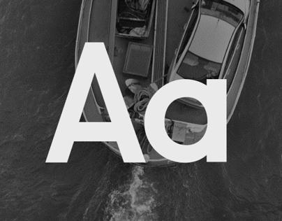 Le Biot A Typeface