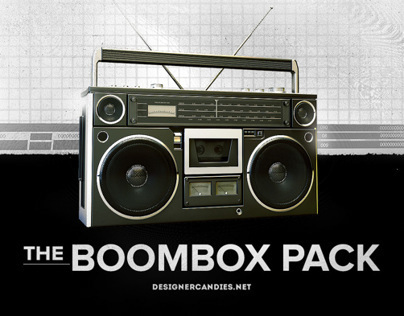 The Boombox Pack