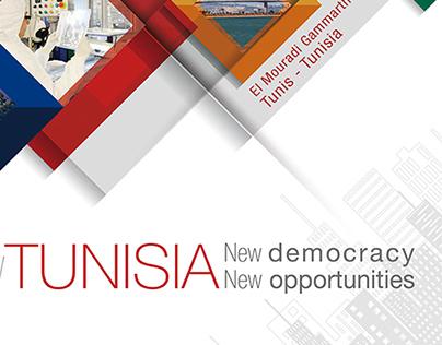 International forum poster