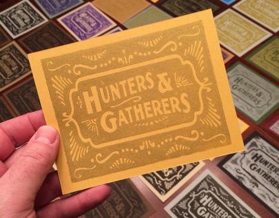 Hunters & Gatherers Prints