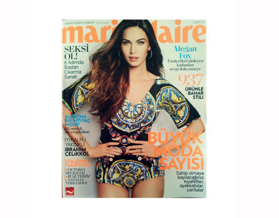 Marie Claire 2013-03