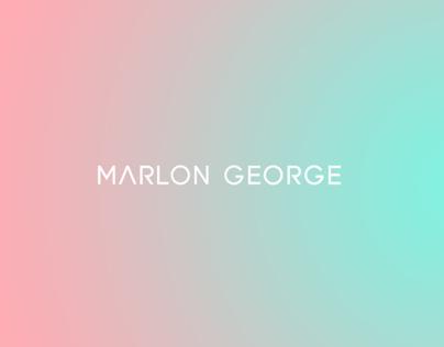 Marllon George Identity