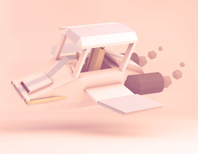 Low Poly Objects